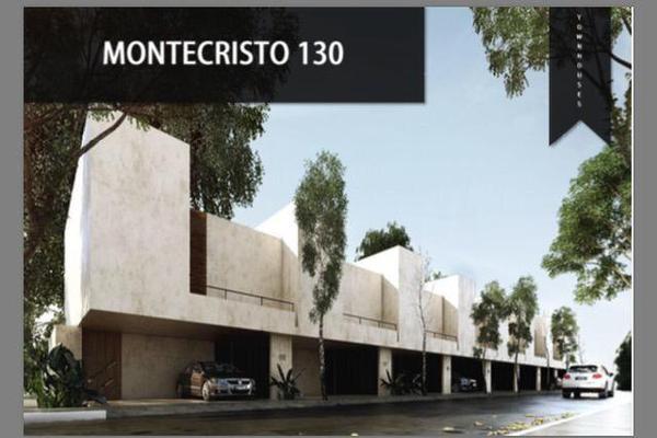 Foto de departamento en venta en  , montecristo, mérida, yucatán, 7243207 No. 01