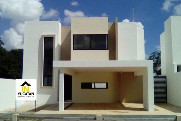 Foto de casa en venta en  , montejo, mérida, yucatán, 8099893 No. 01