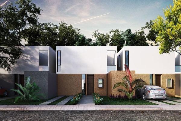 Foto de casa en venta en  , montejo, mérida, yucatán, 8100753 No. 01