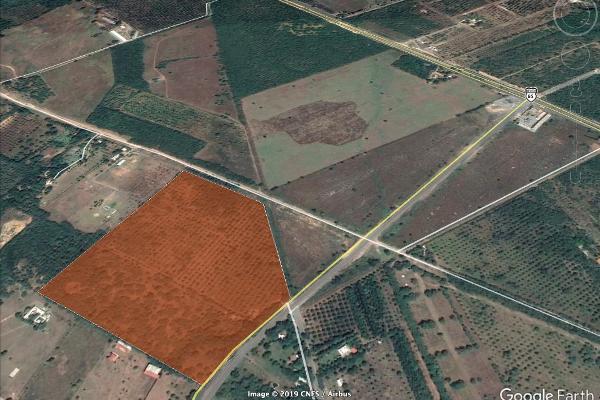 Foto de terreno habitacional en venta en  , montemorelos centro, montemorelos, nuevo león, 10214533 No. 01