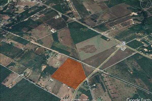Foto de terreno habitacional en venta en  , montemorelos centro, montemorelos, nuevo león, 10214533 No. 02