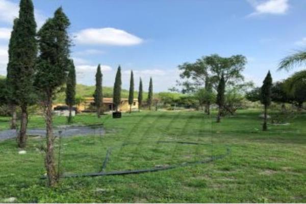 Foto de rancho en venta en  , montemorelos centro, montemorelos, nuevo león, 5809119 No. 08