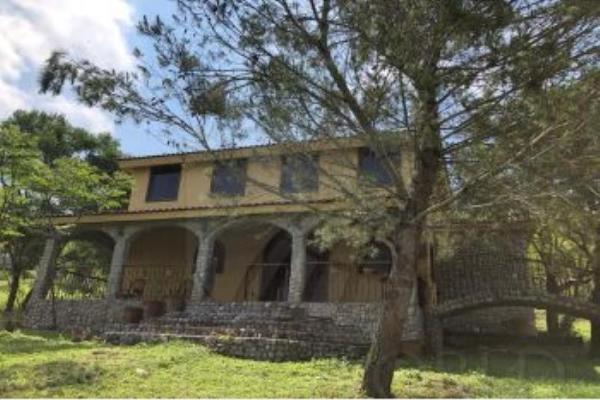Foto de rancho en venta en  , montemorelos centro, montemorelos, nuevo león, 5809119 No. 15