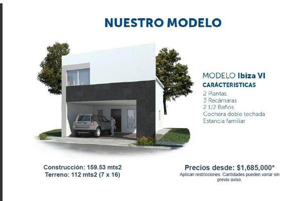 Foto de casa en venta en montenova , valle de cumbres, garcía, nuevo león, 7496195 No. 03