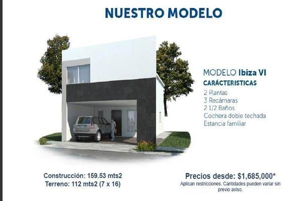 Foto de casa en venta en montenova , cumbres elite premier, garcía, nuevo león, 7496195 No. 03