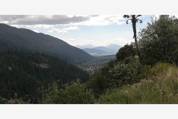 Foto de terreno habitacional en venta en monterreal , la efigenia, arteaga, coahuila de zaragoza, 8671697 No. 01