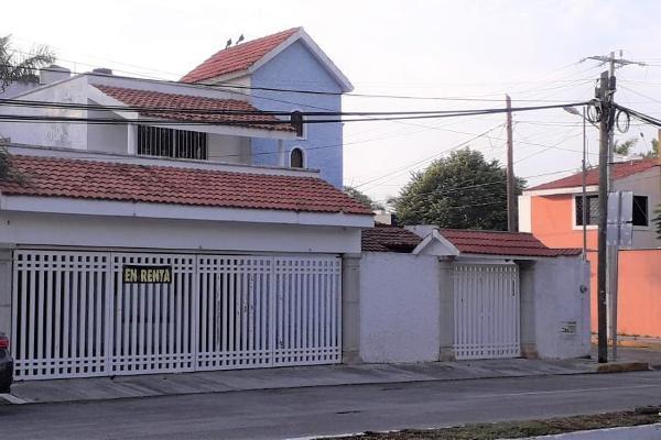 Foto de casa en renta en  , monterreal, mérida, yucatán, 14028444 No. 01