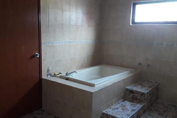 Foto de casa en renta en  , monterreal, mérida, yucatán, 14028444 No. 17