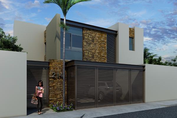 Foto de casa en venta en  , monterreal, m?rida, yucat?n, 1430899 No. 01