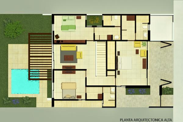 Foto de casa en venta en  , monterreal, m?rida, yucat?n, 1430899 No. 04