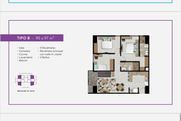 Foto de departamento en venta en  , monterrey centro, monterrey, nuevo león, 5669757 No. 03