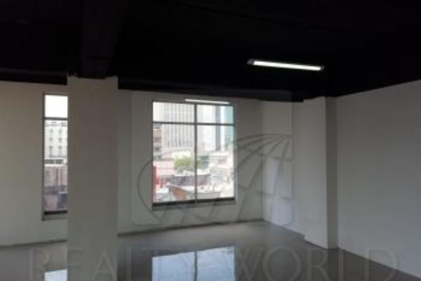 Foto de oficina en renta en  , monterrey centro, monterrey, nuevo león, 5967926 No. 04