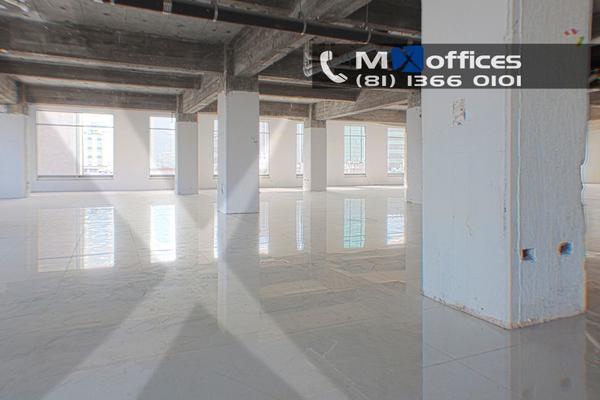 Foto de oficina en renta en  , monterrey centro, monterrey, nuevo león, 7502253 No. 01