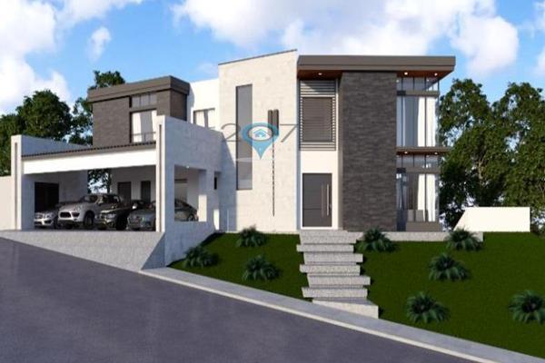 Foto de casa en venta en  , monterrey centro, monterrey, nuevo león, 8297466 No. 01