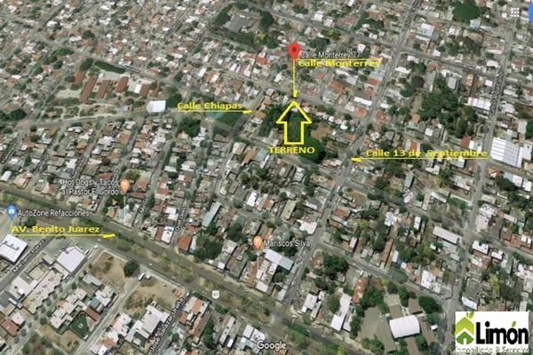 Foto de terreno habitacional en venta en monterrey , la gloria, villa de álvarez, colima, 0 No. 03