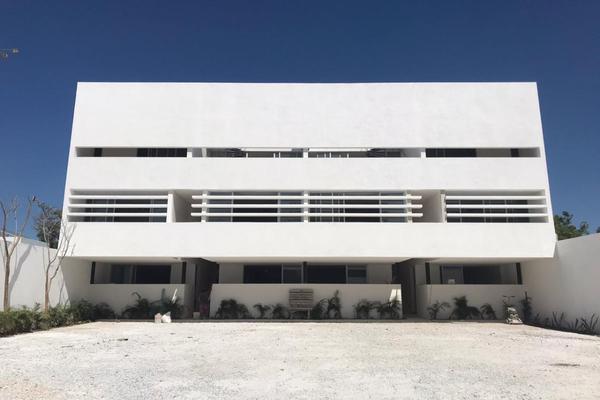 Foto de departamento en renta en  , montes de ame, mérida, yucatán, 13483480 No. 01