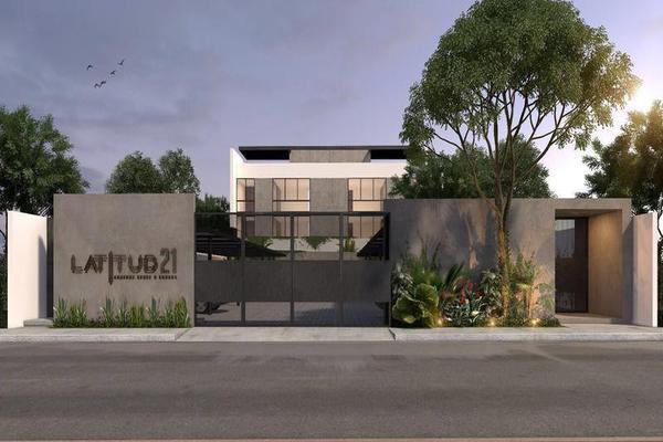Foto de departamento en venta en  , montes de ame, mérida, yucatán, 7860112 No. 01