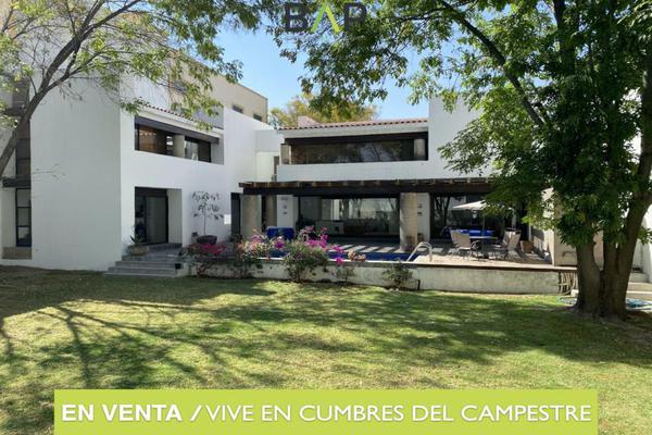 Foto de casa en venta en montes pirineos 125, cumbres del campestre, león, guanajuato, 19506017 No. 01