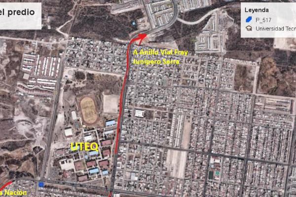 Foto de terreno comercial en venta en montesacro , el vergel fase i, querétaro, querétaro, 8323395 No. 02
