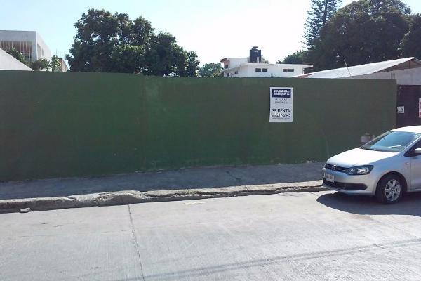 Foto de terreno habitacional en renta en  , monteverde, ciudad madero, tamaulipas, 2631091 No. 01