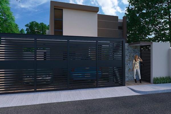 Foto de casa en venta en  , montevideo, mérida, yucatán, 14029919 No. 01