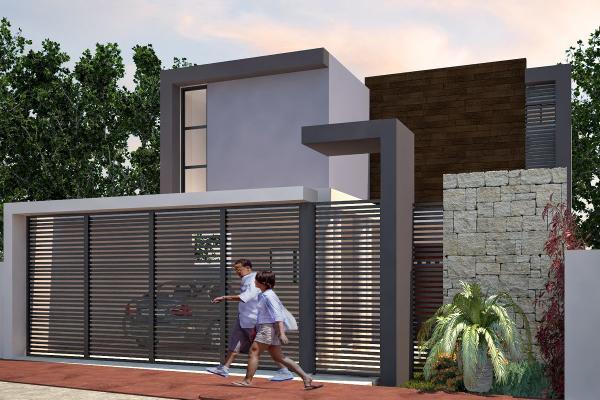 Foto de casa en venta en  , montevideo, mérida, yucatán, 6163703 No. 01