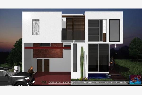 Foto de casa en venta en montsonis 20, vista real del sur, san andrés cholula, puebla, 7483403 No. 01
