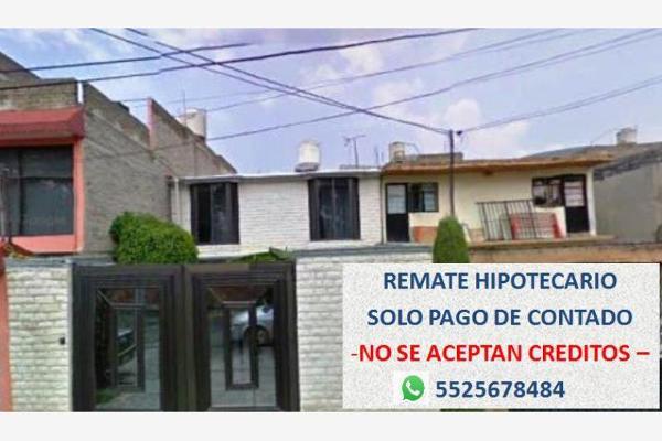 Foto de casa en venta en monza 27, izcalli pirámide, tlalnepantla de baz, méxico, 6194065 No. 01