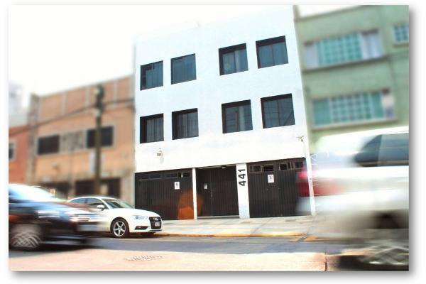Foto de edificio en renta en moras , tlacoquemecatl, benito juárez, df / cdmx, 0 No. 01