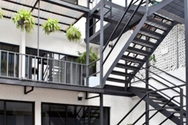 Foto de edificio en renta en moras , tlacoquemecatl, benito juárez, df / cdmx, 0 No. 10