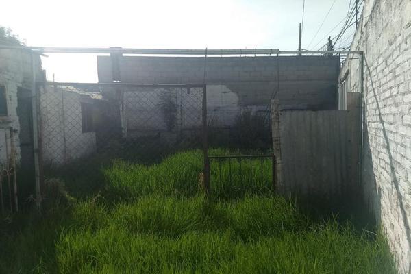 Foto de terreno habitacional en venta en morelia 156, san lorenzo tepaltitlán centro, toluca, méxico, 0 No. 03