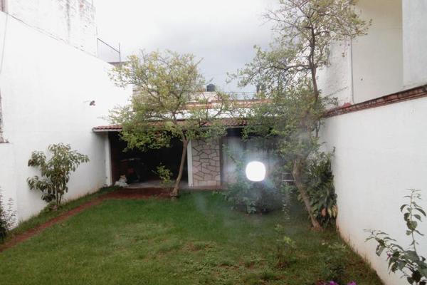 Foto de casa en venta en morelia 7, valle quieto, morelia, michoacán de ocampo, 5354527 No. 10