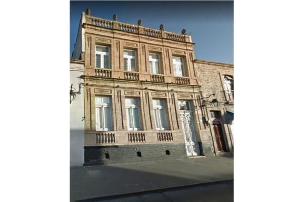 Foto de edificio en venta en  , morelia centro, morelia, michoacán de ocampo, 17181912 No. 01