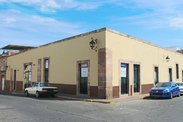 Foto de edificio en venta en  , morelia centro, morelia, michoacán de ocampo, 19967392 No. 01