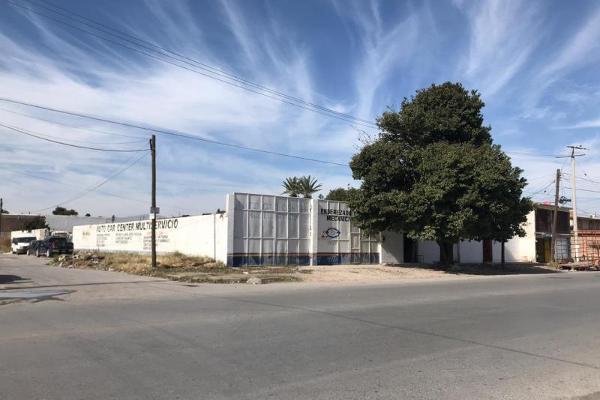 Foto de terreno comercial en venta en morelos 1831, nuevo refugio, gómez palacio, durango, 6154776 No. 01