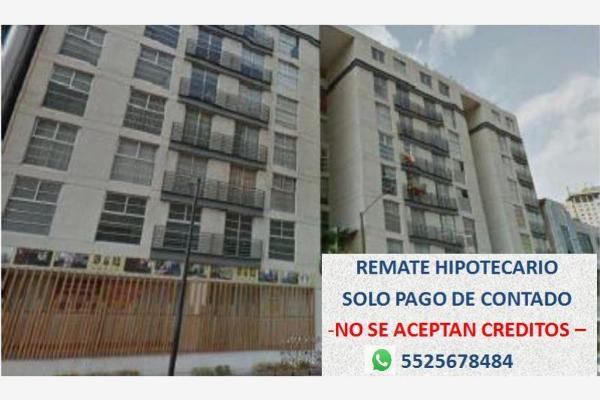 Foto de departamento en venta en morelos 70, juárez, cuauhtémoc, df / cdmx, 6180146 No. 01