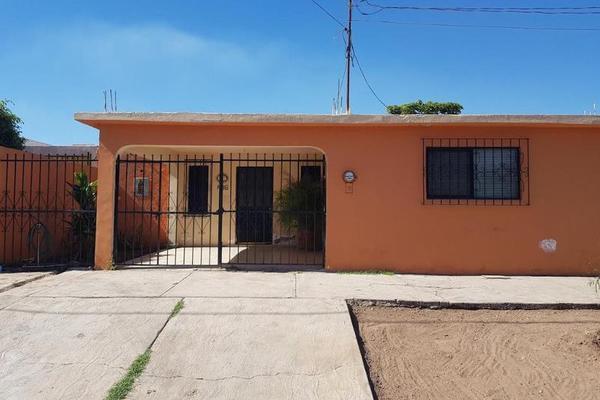 Foto de casa en venta en  , morelos, cajeme, sonora, 7954622 No. 01