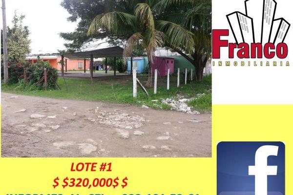 Foto de terreno habitacional en venta en san juan , morelos, comalcalco, tabasco, 2682450 No. 01