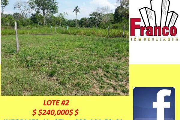 Foto de terreno habitacional en venta en san juan , morelos, comalcalco, tabasco, 2682450 No. 05