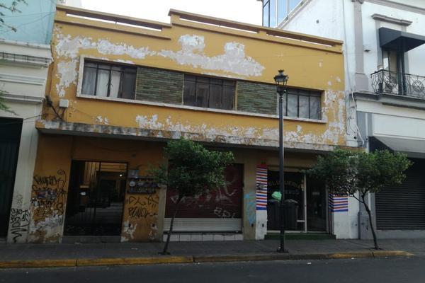 Foto de edificio en venta en morelos , guadalajara centro, guadalajara, jalisco, 17714525 No. 01