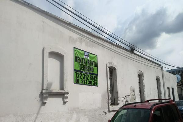 Foto de terreno habitacional en venta en morelos , la merced  (alameda), toluca, méxico, 0 No. 02