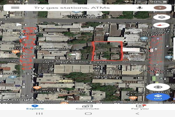 Foto de terreno habitacional en venta en morelos , san josé, san pedro garza garcía, nuevo león, 17454732 No. 01
