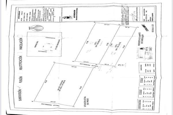 Foto de terreno habitacional en venta en morelos , san josé, san pedro garza garcía, nuevo león, 17454732 No. 03