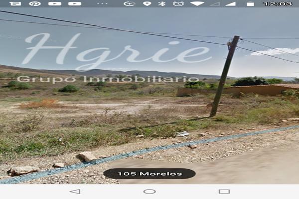 Foto de terreno habitacional en venta en morelos , san pablo etla, san pablo etla, oaxaca, 18391885 No. 01
