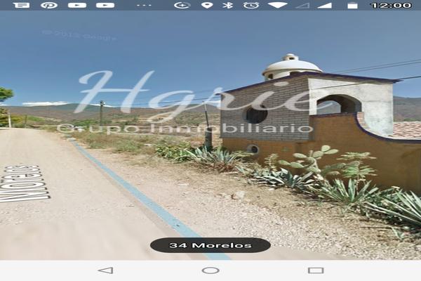 Foto de terreno habitacional en venta en morelos , san pablo etla, san pablo etla, oaxaca, 18391885 No. 04