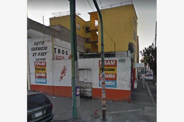 Foto de terreno habitacional en venta en  , morelos, venustiano carranza, df / cdmx, 8861985 No. 01
