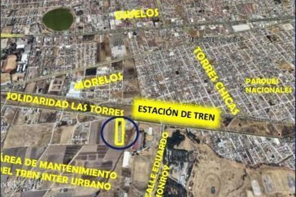 Foto de terreno comercial en venta en  , morelos, zinacantepec, méxico, 6169287 No. 01