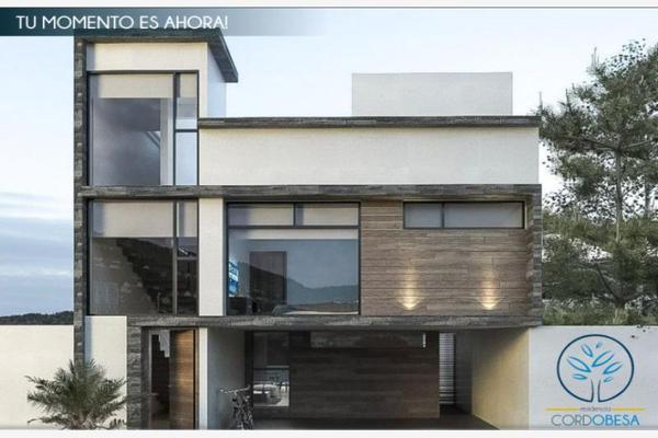 Foto de casa en venta en morillotla 15, morillotla, san andrés cholula, puebla, 5673677 No. 01