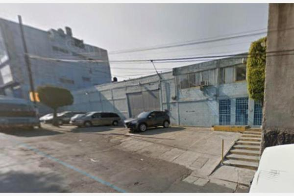 Foto de nave industrial en renta en msd 1, molino de santo domingo, álvaro obregón, df / cdmx, 7306694 No. 01