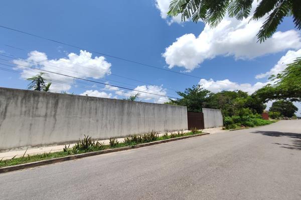 Foto de terreno habitacional en venta en  , mulchechen, kanasín, yucatán, 0 No. 06